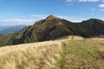 Monte Tamaro dalla Bassa di Indemini