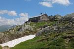 Husegghütte 2441 m