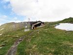 Capanna Motterascio 2172 m