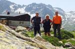 Bergseehütte 2370 m