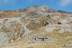 Alpe Gelato 2175 m - Valle di Campo