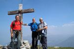 Colmegnone 1383 m (Grazie all'amico per la foto)