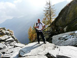 Proseguiamo per l'Alpe di Madéi