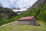 Alpe di Gariss 1422 m