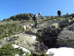 Salita Alp de Mea - Passo del Segnale di Vazzola