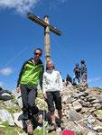 Manuel e Leila sul Gaggio 2267 m