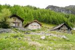 Alpe Legrina 1616 m (Valle d'Iragna)