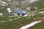 Cufercalhütte 2385 m