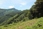 Monte Zeda e La Piota dal Monte Mater