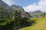 Göscheneralpsee - Berggasthaus Dammagletscher 1782 m