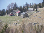 Alpe Pèu - Valle di Cresciano 1745 m