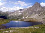 Lago superiore 2107 m