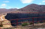 Diga Nord del Lago Delio e Monte Cadrigna