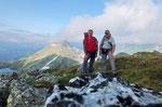 Piz Curnera 2796 m