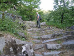 Sentiero per Sassan
