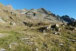 Salita al Passo a 2270 m