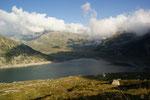Lago di Monte Spluga