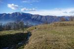 Monti di Sant' Abbondio 820 m