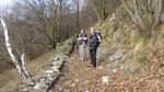 Salita all'Alpe Morissolo