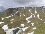 Lago di Motterascio 2205 m