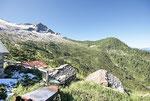 Alp de Mea 1860 m