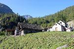 Alpe di Sfii 1666 m