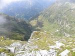 Verso l'Alp de Barna