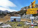 Alpe d'Arbeola - (GR) 2080 m