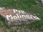 Deviazione Alp de Martum - Martum - Piz de Molinera