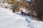 Scendiamo nella Val Resa