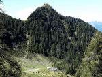 Corno di Cadin e Alpe di Cadin 1722 m