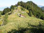 Alpe Poltrinetto 1503 m - Morobbia