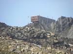 Capanna Cristallina 2575 m
