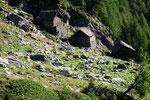 Corte di Fondo 1649 m (Val di Prato)