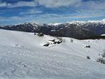 Alpe di Naccio 1395 m - (Sopra Brissago)