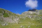 Verso il Passo a 2270 m