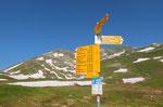 Galenbödmen 2430 m (partenza)