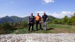 Monte Carza 1100 m
