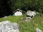 Alp de Besarden 1233 m