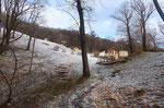 Ai Monti di Lasciano 809 m la prima neve