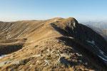 Sul Monte Segor 2097 m