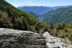 .... dal sentiero per l'Alpe Viciüm