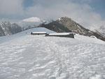 Capanna Mognone 1463 m