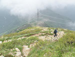Ritorno per l'Alpe di Neggia