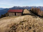 Rifugio Alpe di Motto 1864 m