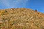 Ripida salita al Monte Zuccaro
