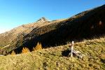 Pizzo di Claro dall'Alpe di Motto