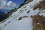 ..... alcuni passaggi delicati causa la neve