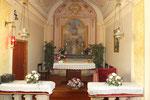 Chiesa della Madonna della neve a La Forcora