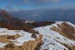 Discesa all'Alpe di Naccio
